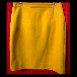 🎩5/25- J. Crew Pencil Skirt